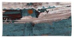 artotem I Beach Sheet by Paul Davenport