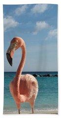 Aruba Hairy Eyeball Beach Towel