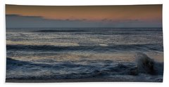 Assateague Waves Beach Towel