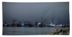 Astoria Safe Harbor Beach Towel