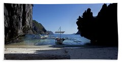 At Anchor Beach Towel