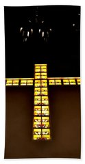 Beach Towel featuring the photograph At The Cross by Deena Stoddard