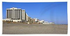 Atlantic City New Jersey Beach Towel