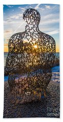 Atwater Spillover Sunrise Beach Towel