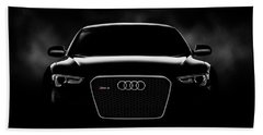 Audi Rs5 Beach Towel by Douglas Pittman