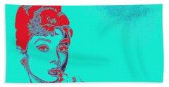 Audrey Hepburn 20130330v2p128 Beach Sheet