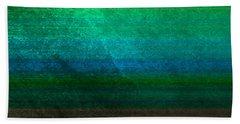 Aurora Beach Towel