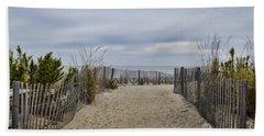 Autumn At The Beach Beach Sheet