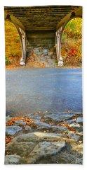 Autumn Crunch  Beach Sheet