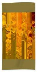Beach Towel featuring the photograph Autumn Leaves 4 by Brooks Garten Hauschild