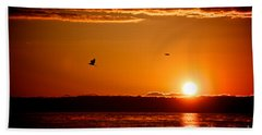 Awakening Sun Beach Sheet