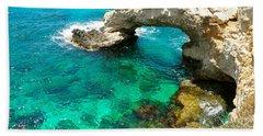 Ayia Napa In Cyprus Beach Sheet