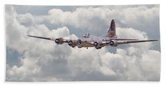 B17- Yankee Lady Beach Towel