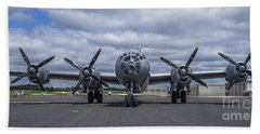 B29  Superfortress Beach Towel