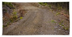 4x4 Logging Road To Adventure Beach Sheet