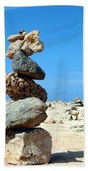 Balancing Act Beach Sheet