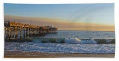 Balboa Pier Beach Sheet