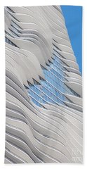 Balconies Beach Towel