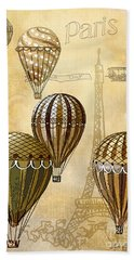Balloons Beach Towel
