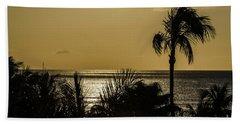 Balmy Beach Beach Towel