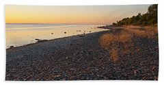 Baltic Sea Coast Beach Towel
