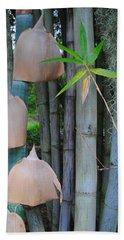 Bamboo Bells Beach Sheet
