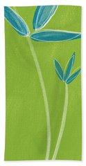Bamboo Namaste Beach Towel