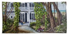 Banyan Beach House Beach Towel