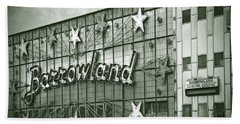 Barrowland Glasgow Beach Towel