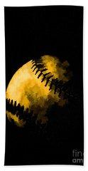 Baseball The American Pastime Beach Towel