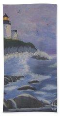 Bass Harbor Beach Sheet