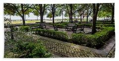 Battery Park Beach Towel