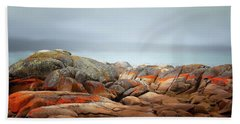 Bay Of Fires 4 Beach Towel