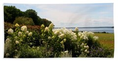 Bay View Bristol Rhode Island Beach Towel