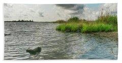 Bayou Sale Fishing Hole Beach Sheet