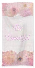 Be Beautiful Daisies Beach Sheet