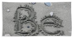 Be Beach Sheet