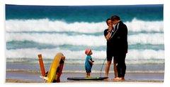 Beach Baby Beach Sheet