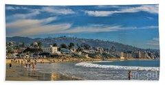 Beach Sheet featuring the photograph Beach Fun by Tammy Espino