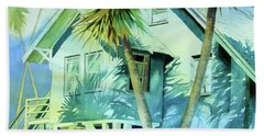 Beach Cottage Beach Towel