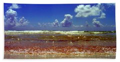 Beach Beach Towel by J Anthony