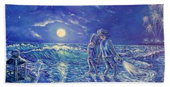 Beach Lites Beach Towel