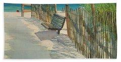 Beach Patterns Beach Towel