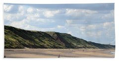 Beach - Saltburn Hills - Uk Beach Sheet