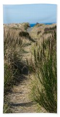 Beach Trail Beach Towel