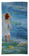 Beach Walker Beach Towel
