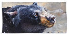 Four Winds Bear Beach Towel