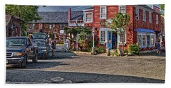 Bearskin Neck Beach Towel