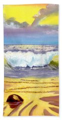 Beautiful Beach Beach Towel