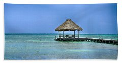 Beautiful Belize Beach Towel